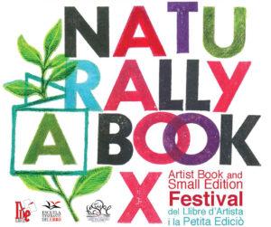 logo NATURALLY A BOOK completo