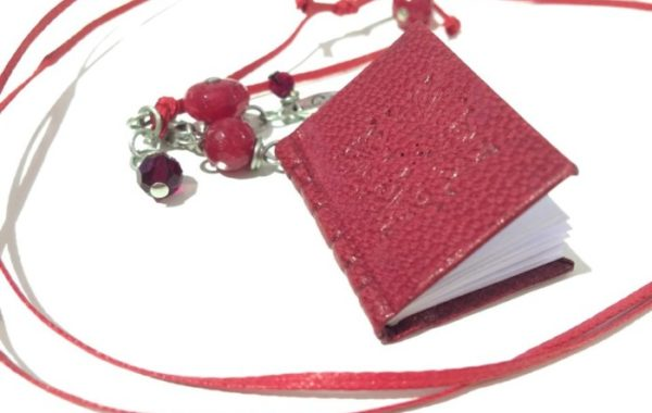 Miniature Book Jewels